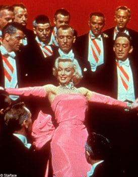 La robe de Marilyn Monroe bientôt aux enchères