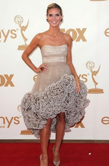 Les stars aux Emmy Awards 2011