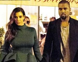 Kim Kardashian révèle où son bébé a été conçu !