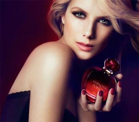 Mélanie Laurent pour la campagne Dior Hypnotic Poison
