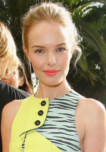 Le look beauté frais de Kate Bosworth