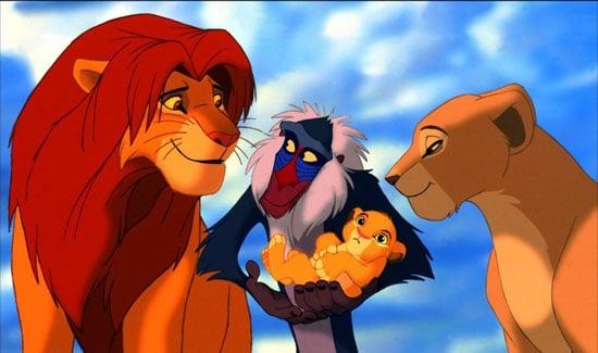 Le roi lion de Disney bientôt en 3D !