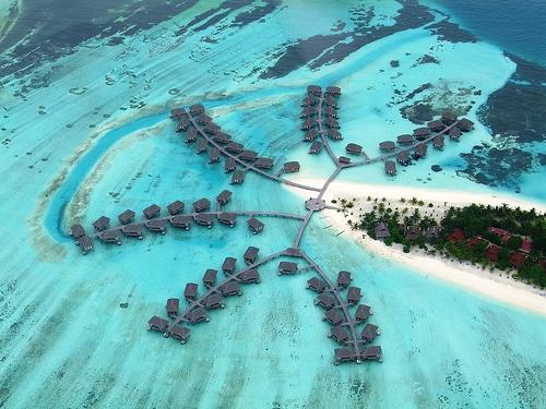 Les Maldives paradis de l'Océan indien