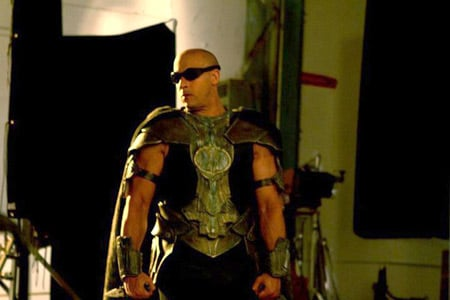 Riddick 3 : Vin Diesel dans de nouvelles images du film