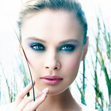 Un maquillage frais et printanier