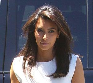 Kim Kardashian s'offre une nouvelle coupe de cheveux