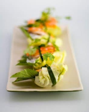 Recette de la salade vietnamienne