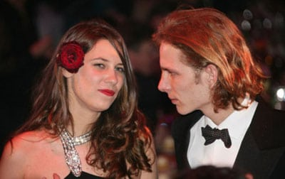Andréa Casiraghi : Fiancé à sa compagne Tatiana Santo Domingo