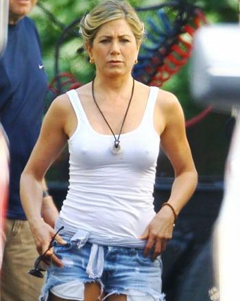 Un petit coup de vieux pour Jennifer Aniston ?
