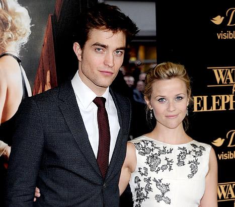 Robert Pattinson est parti dans le ranch de Reese Witherspoon