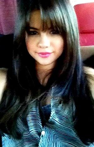 Selena Gomez dévoile une nouvelle coiffure