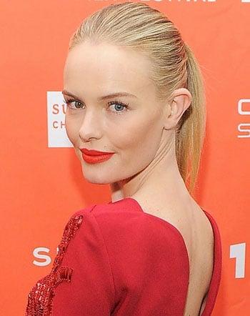 Le look beauté de Kate Bosworth à la première de Black Rock