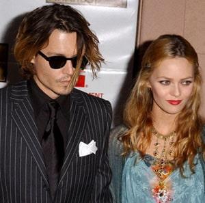 Vanessa Paradis et Johnny Depp se séparent