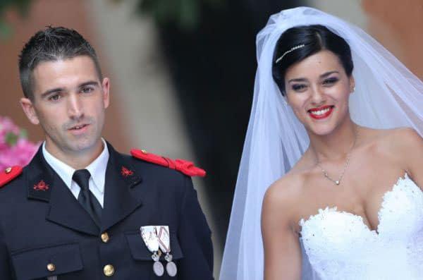 Sonia Lacen s'est mariée