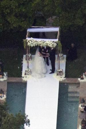 Shannen Doherty : La photo de son mariage avec Kurt Iswarienko