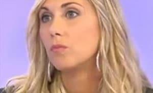 Justine (ADP) au casting des Anges de la télé réalité 5