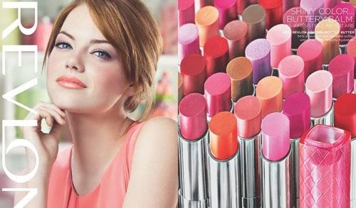 Emma Stone pour Revlon, la campagne publicitaire dévoilée
