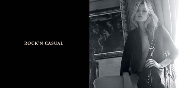 Kate Moss créatrice de sacs Longchamp
