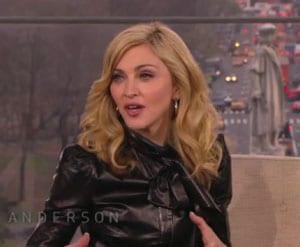Madonna très nerveuse pour sa prestation au Super Bowl