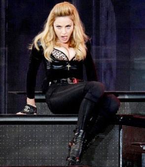 Madonna fait attendre son public 3h30 lors d'un concert