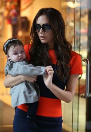 Harper Beckham a déjà un blog dédié à son style vestimentaire !