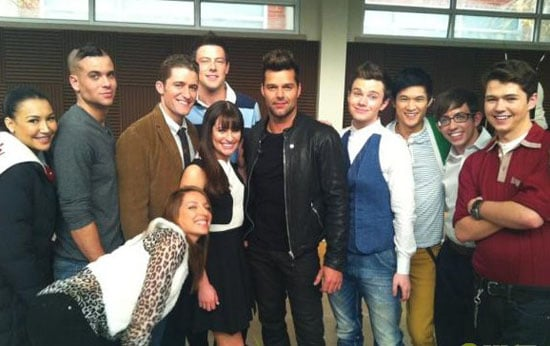 Ricky Martin s'invite dans un épisode de Glee