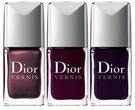Dior lance ses vernis violets hypnotiques en édition limitée