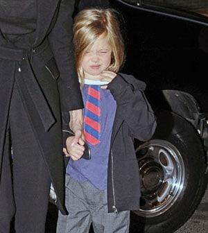 Shiloh Jolie-Pitt plus garçon manqué que jamais