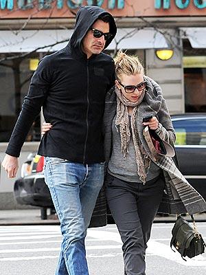 Scarlett Johansson en couple avec Nate Naylor