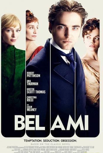L'affiche de Bel Ami avec Robert Pattinson est dévoilée