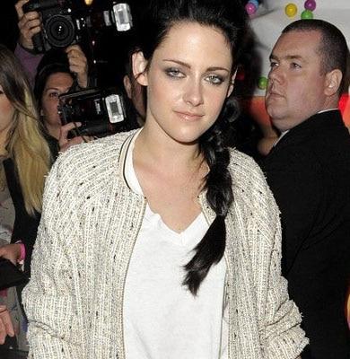 Kristen Stewart blessée pendant le tournage de Blanche Neige