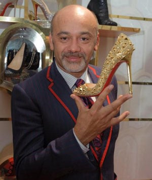 Louboutin ouvrira bientôt sa boutique en ligne