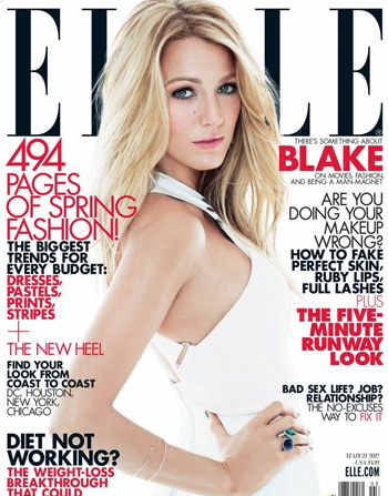 Blake Lively : Je n'ai eu que quatre boyfriends dans ma vie
