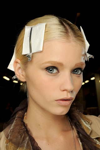 Abbey Lee Kershaw hermes 2011