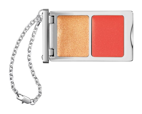 Dior Addicted to coral swatch, test, photos