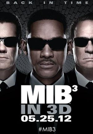 Affiche Men in black III