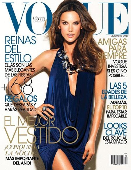 Alessandra Ambrosio Vogue Mexico