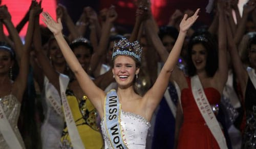 Miss Etats-Unis devient Miss Monde 2010