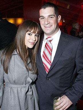 Alyssa Milano & Dave Bugliari