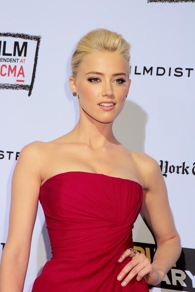 Amber Heard, la nouvelle petite amie de Johnny Depp