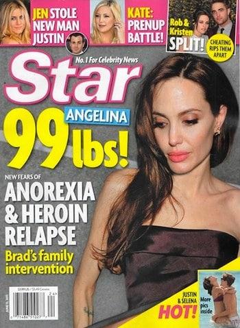 Angelina Jolie Star