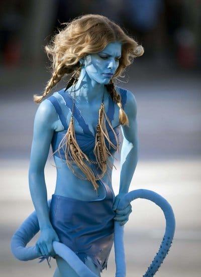 AnnaLynne McCord Avatar 90210