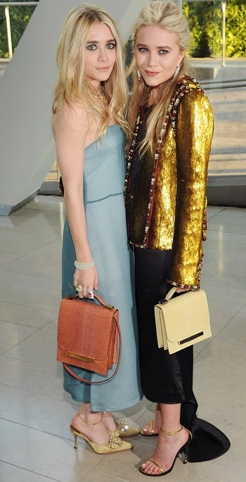 Ashley & mary-Kate Olsen