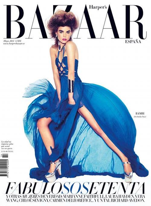 Bambi Northwood Blyth Harper's Bazaar espana
