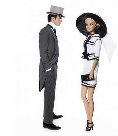 Baptiste Giabiconi et Barbie