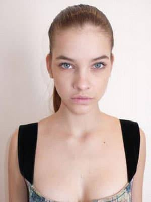 Barbara Palvin sans maquillage