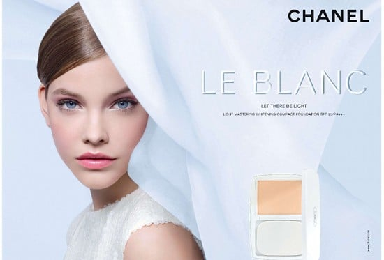 Barbara palvin Le blanc Chanel
