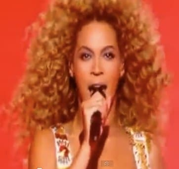 Beyonce x factor france