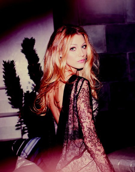 Blake Lively marie claire octobre 2010