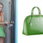 Blake Lively sac Louis Vuitton